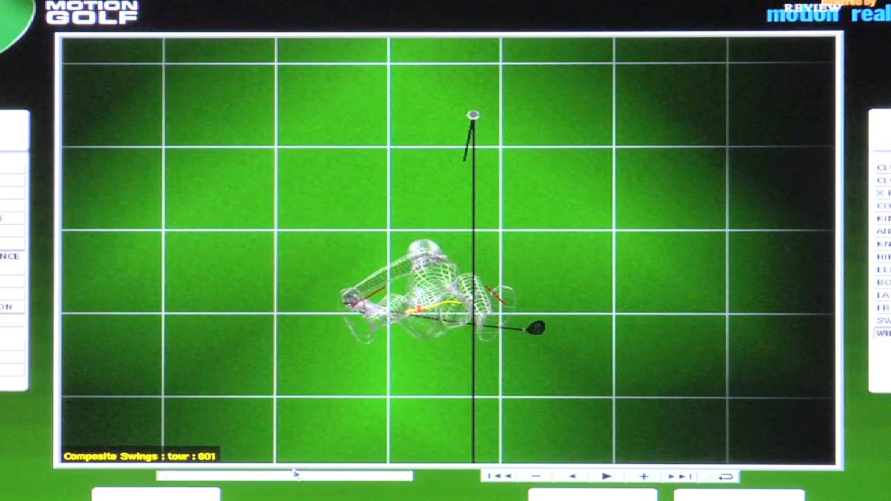 Maximum Power 1.0: Motion Golf - Footwork