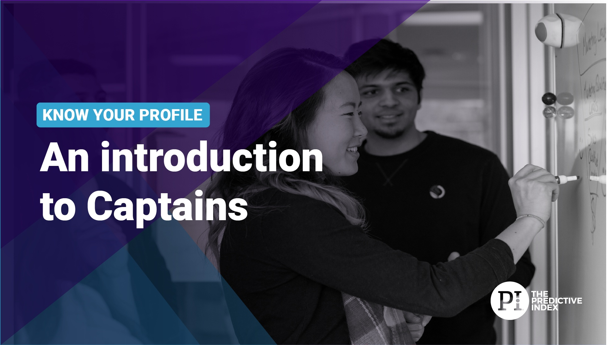 Introducing the Captain