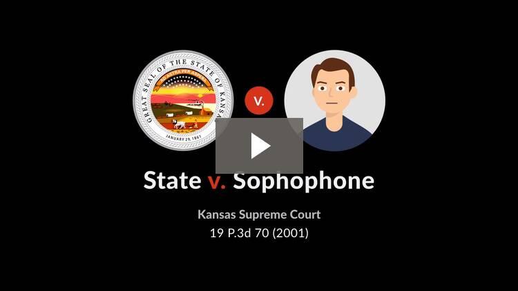 State v. Sophophone