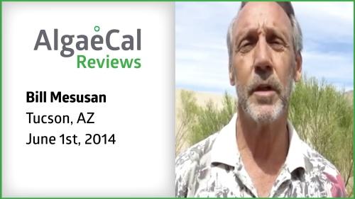 Testimonial thumbnail portrait of Bill Mesusan