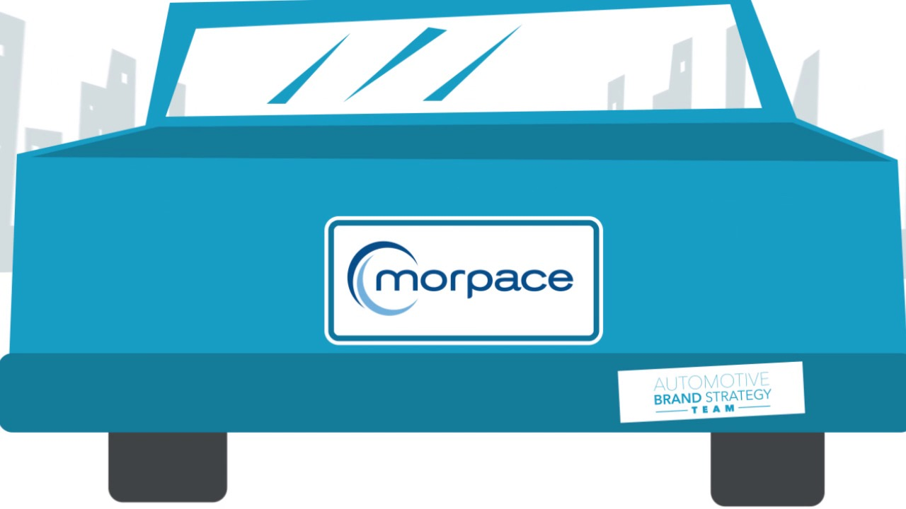 Play Morpace Automotive Brand Strategy Video