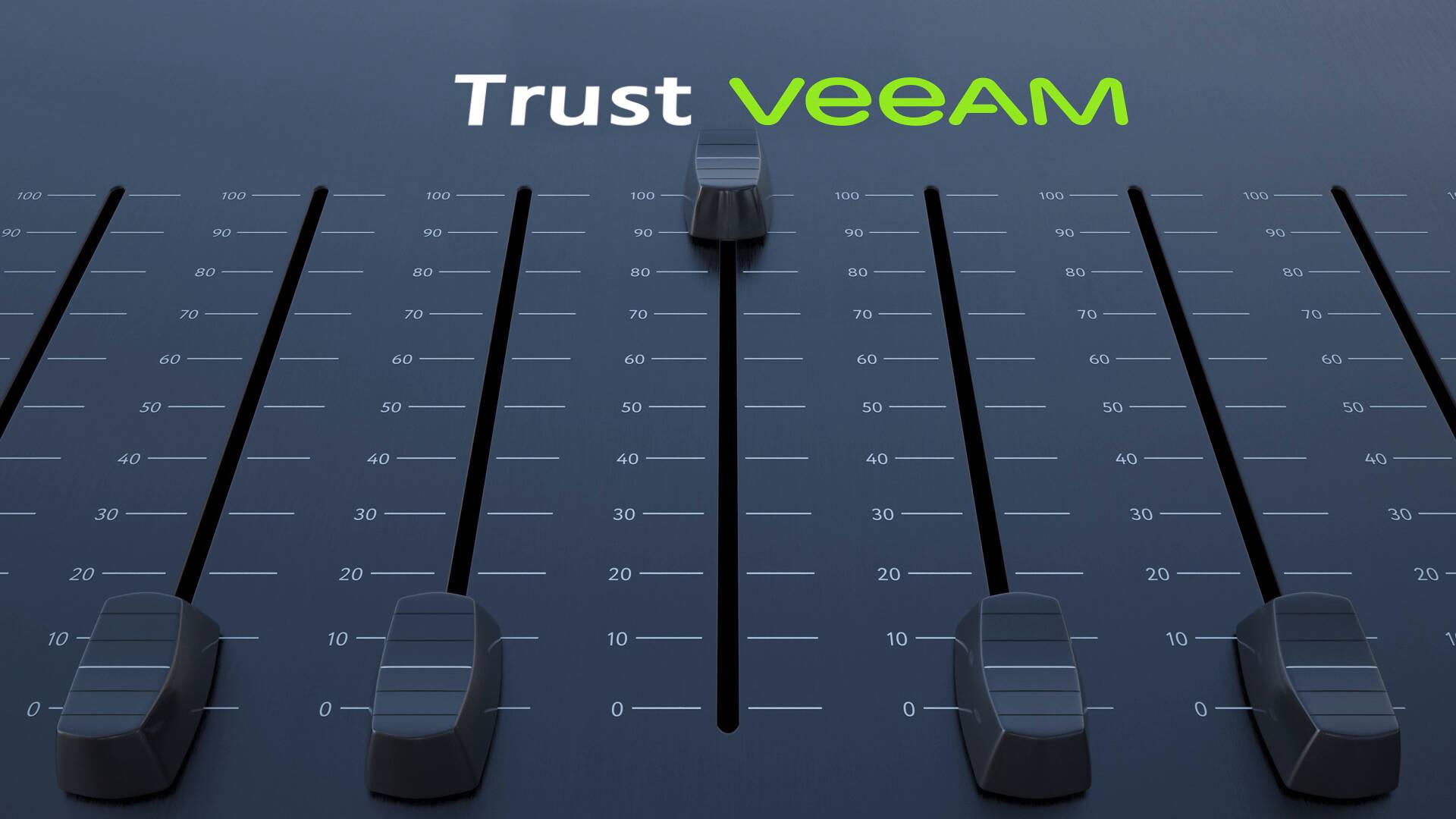 Corporate Messaging: Why Veeam - Feb 2020