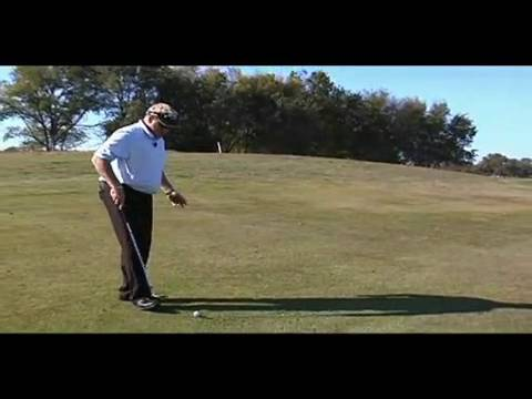 Develop a Strong Pitch Shot with this Simple Technique