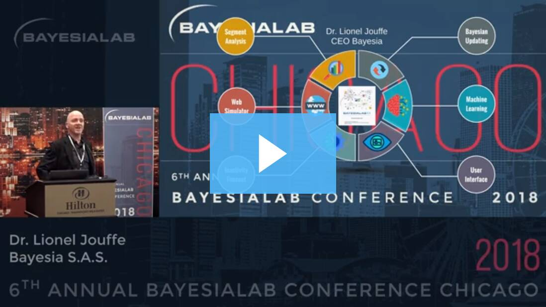 Lionel Jouffe: Introducing BayesiaLab 8