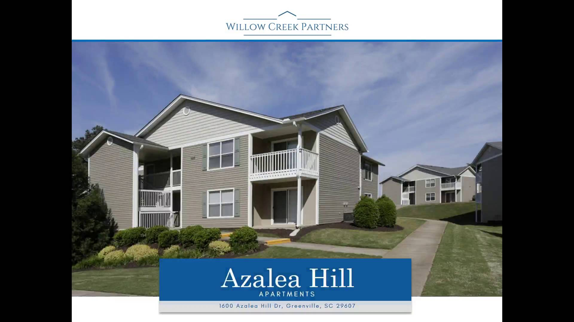 Investment Video - WCP Azalea Hill