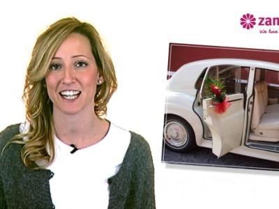 Tips para elegir el coche de boda.Tu boda en 5 pasos