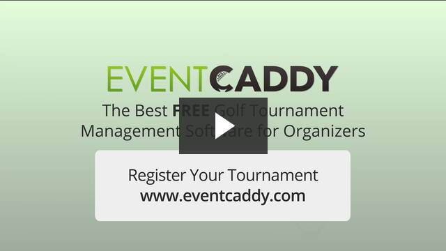 Golf Event Management Software