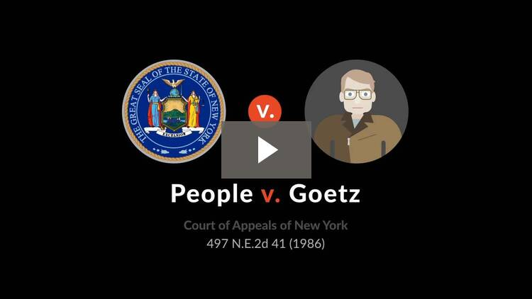 People v. Goetz