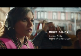 Mindy Kaling's Journey - American Express ad thumbnail