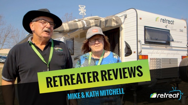 Retreater Review – Mike & Kath Mitchell
