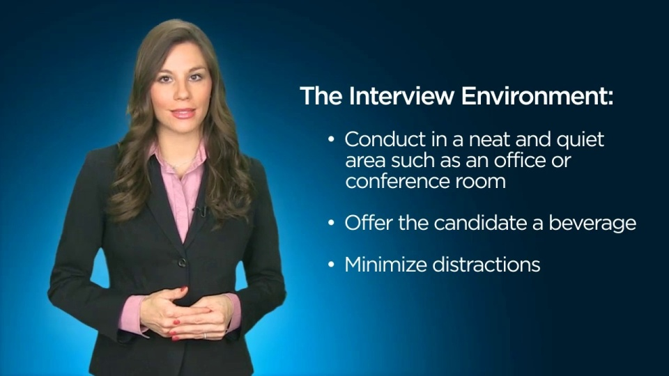 How to Conduct an Interview - subscription