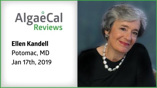Testimonial thumbnail portrait of Ellen Kandell