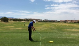 L Drill for Better Power and Control in Your Full Swing