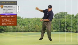 Feeling Old? Eliminate Back Pain Caused by your Swing
