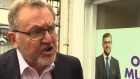 Post election reaction from MP David Mundell
