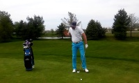 Use Your Right Side to Add More Power to Your Golf Swing