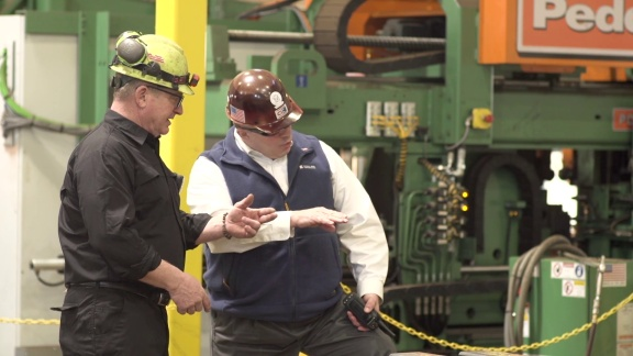Structural Steel Fabricator Eliminates Outsourcing | Capone Iron Corporation