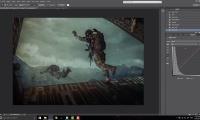 Thumbnail for Paratrooper Shoot / Retouching
