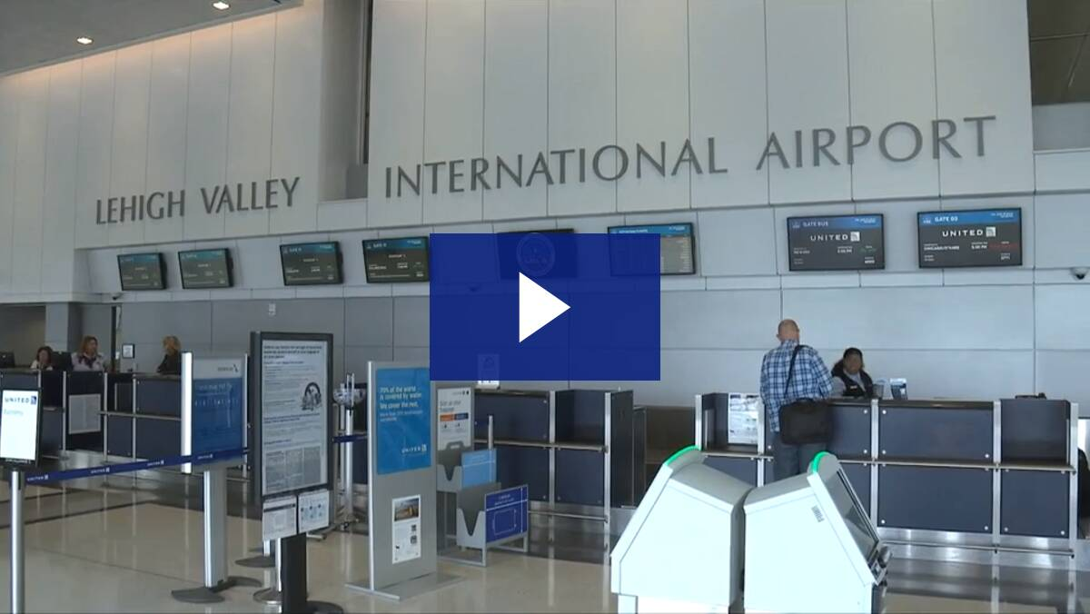 November 2019 - Lehigh Valley International Airport - Part 1 of 2