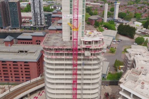 Fortis Quay - Drone Footage - July 2019