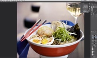 Thumbnail for Death in the Afternoon / Death In The Afternoon - Turnip Ramen Retouching