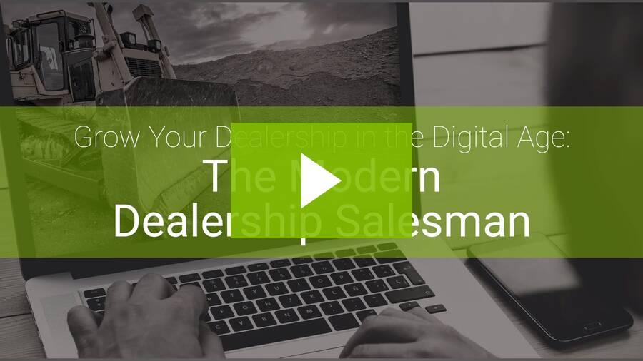 The Modern Dealership Salesman - Teaser