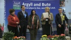 Results from Argyll and Bute