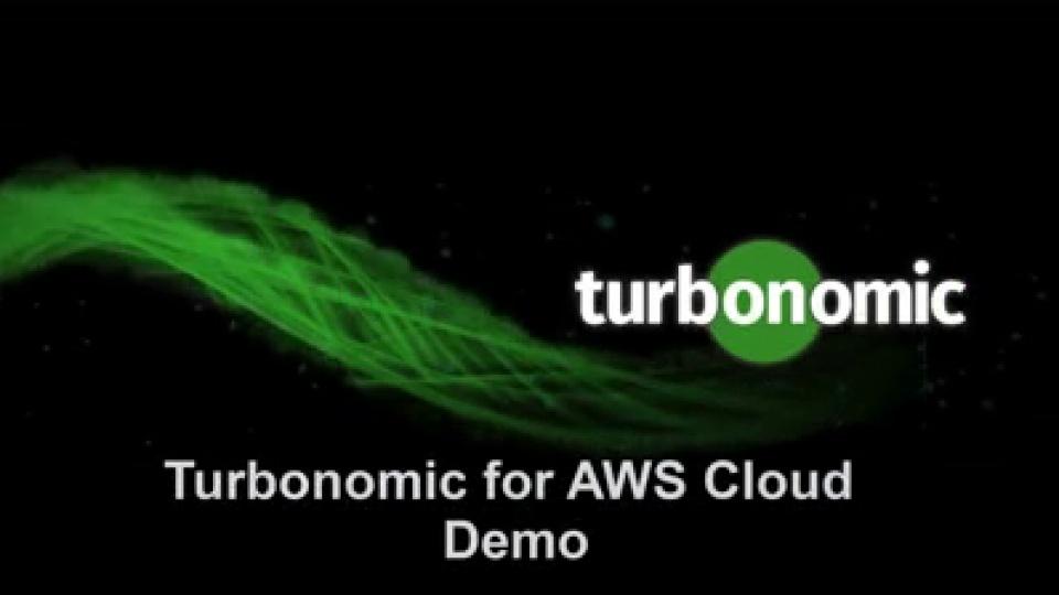 Turbonomic ARM for AWS Demo