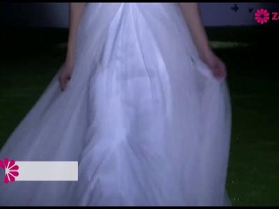 Vestidos de novia con manga 2014