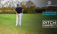 Pitch Perfect - On-Course Strategy: Putting from Collar