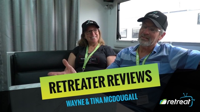 Retreater Review – Wayne & Tina Mcdougall