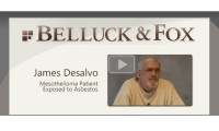 Mesothelioma Patient James Desalvo