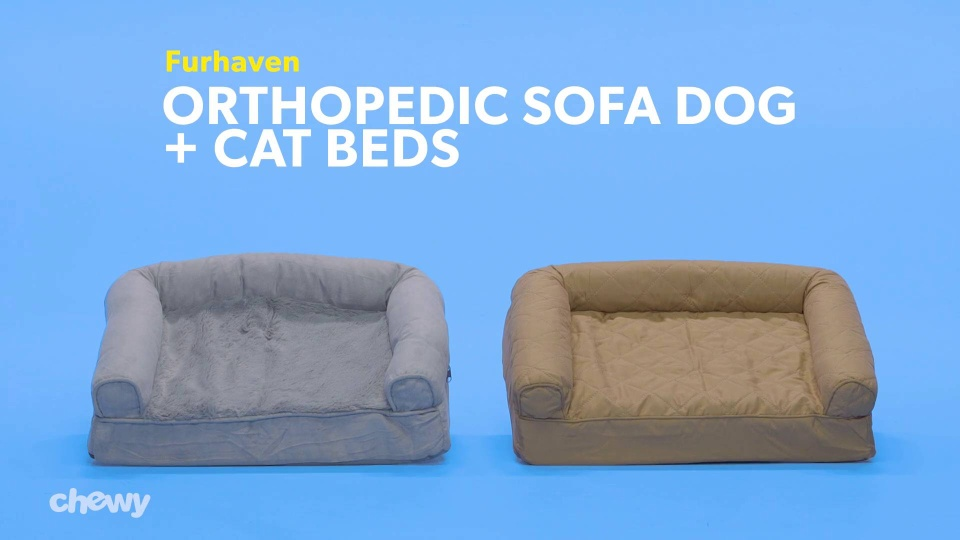 Awesome Furhaven Orthopedicsofadogcatbeds Pet R1 Ibusinesslaw Wood Chair Design Ideas Ibusinesslaworg