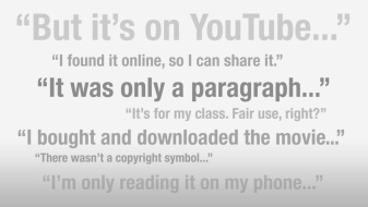 Copyright is…