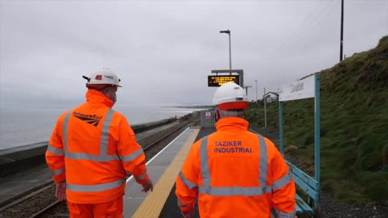 Cambrian Coast Line Station Renewals with Network Rail