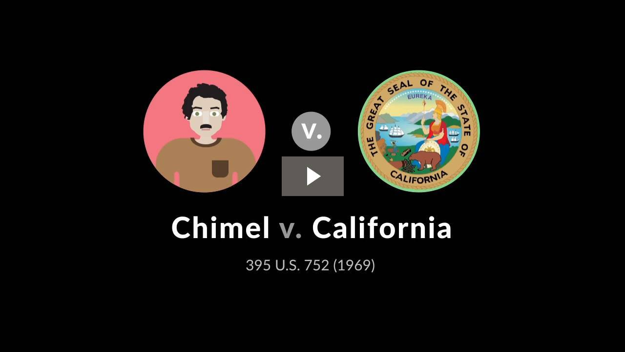 Chimel v. California