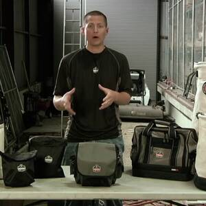 Ergodyne Product Video - Arsenal<sup>®</sup> 5735 XL Leather Bottom Bucket