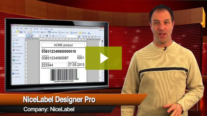 Label design software review