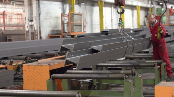 Increasing Steel Shop Throughput with Caunton Engineering