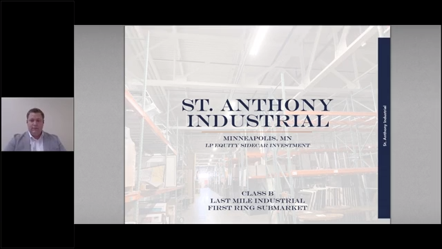 Investment Video - Saint Anthony Industrial