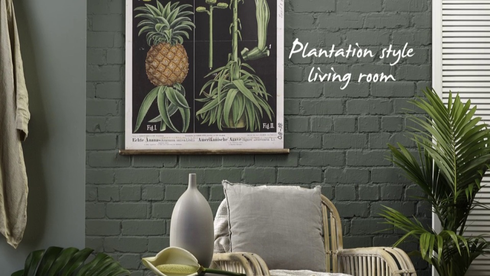 Habitat TV Video: Tropical paradise