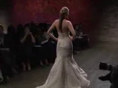 Vestidos de novia para la temporada estival