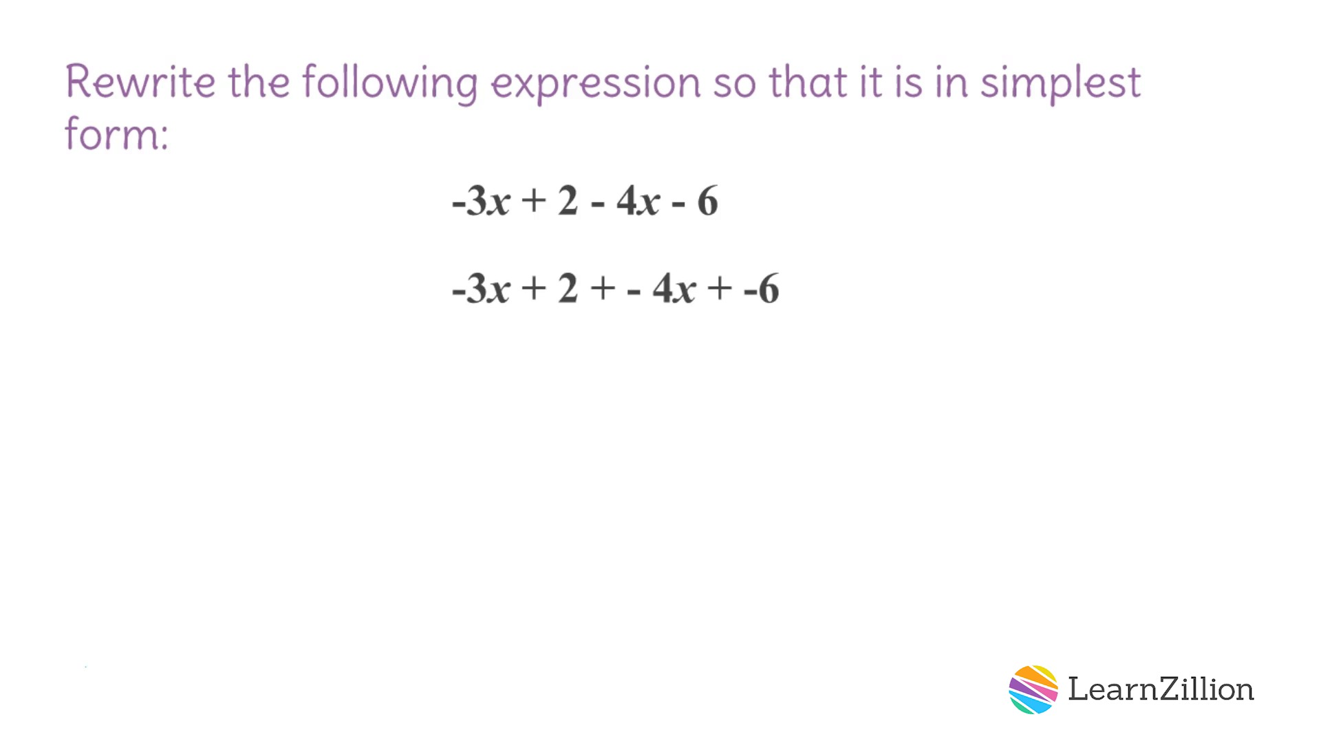 worksheet Zero And Negative Exponents Worksheet lesson 8 homework practice factor linear expressions video recent posts