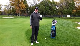 Hit a Wedge High or Low With Simple Set-up Change