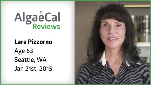 Testimonial thumbnail portrait of Lara Pizzorno