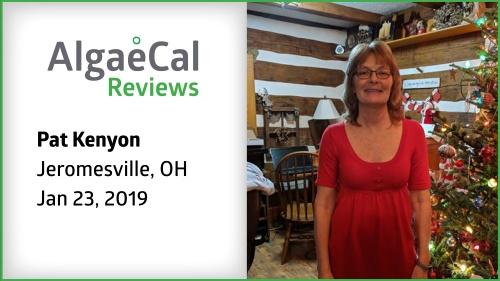 Testimonial thumbnail portrait of Pat Kenyon