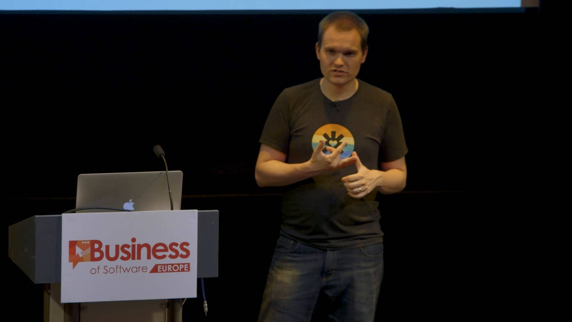 Building Operating Cadence With Remote Teams | Wade Foster, Zapier | BoS Europe 2018