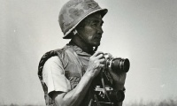 Carole Satyamurti, War Photographer (1987)