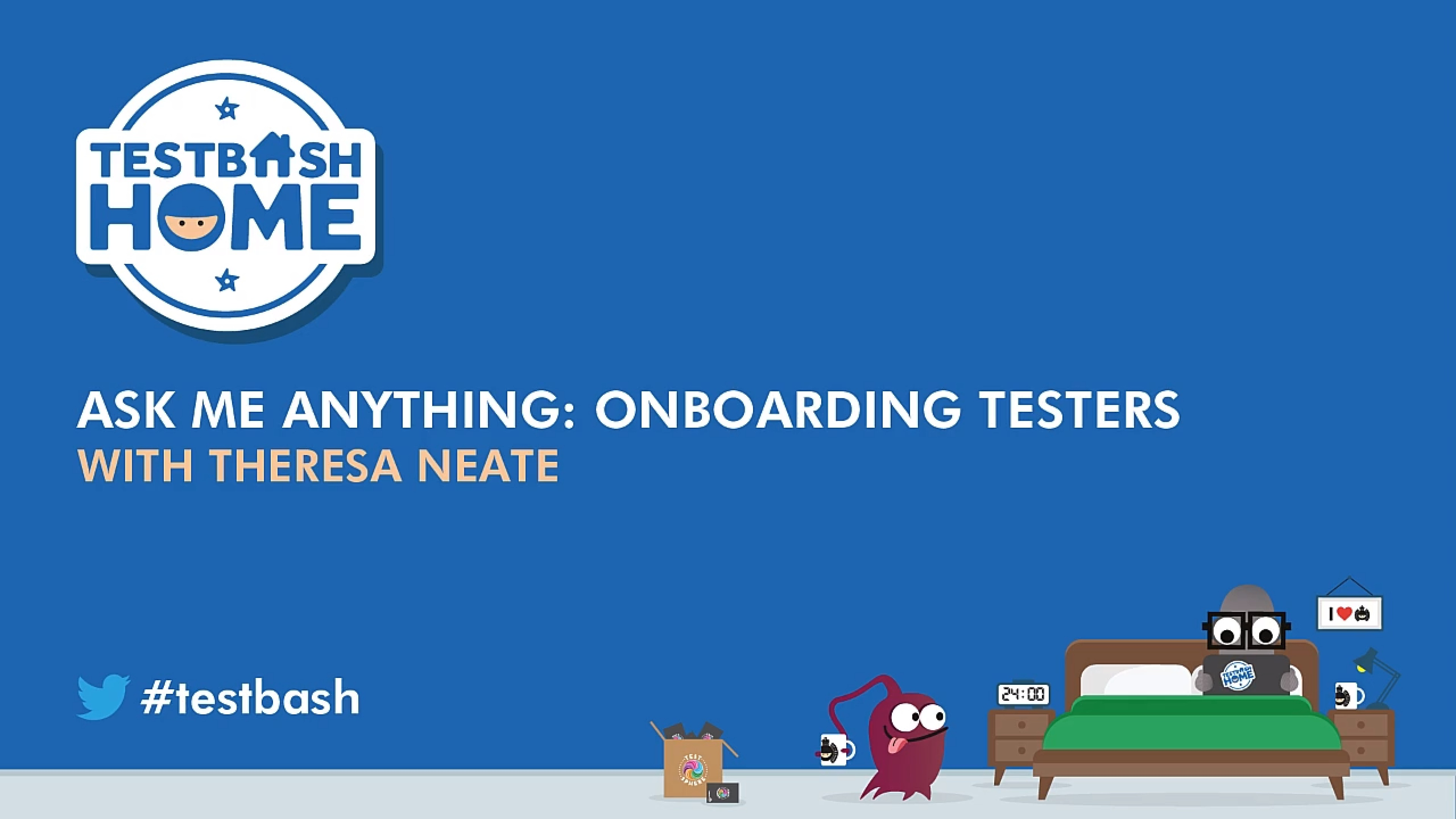 Ask Me Anything - Onboarding Testers