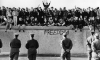 How important was popular dissent in bringing about the demise of the GDR?